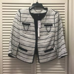 White House Black Market Blazer - NWT, Sz 14